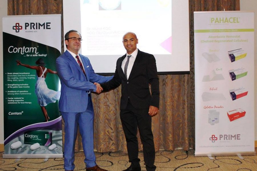 Prime Workshop About The management of Intra Operative Bleeding & Non-Surgical Treatment of the prolapse & Stress IncontinencePrime Workshop About The management of Intra Operative Bleeding & Non-Surgical Treatment of the prolapse & Stress Incontinence