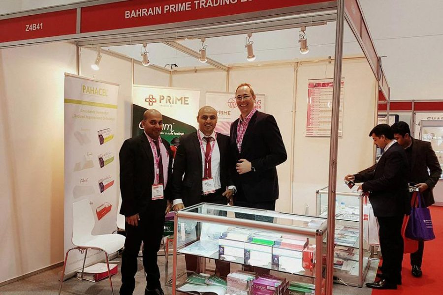 Prime Participation At Arab Health Exhibition at Dubai World Trade Center